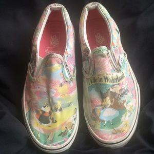 VANS Alice in Wonderland